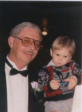Grandpa and Ryan